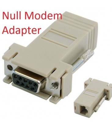 null modem cable wiring diagram cat 5 cable null modem rj45-db9 (female) adapter for c2-rj45 console cable - get console shop modem rj45 wiring connection