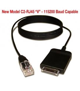"Redpark Console Cable (C2-RJ45 ""V"" ) 3pk"