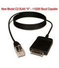 Redpark Console Cable (C2-RJ45 -V) 5pk