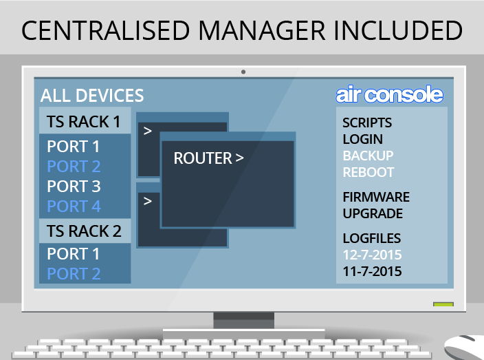 Airconsole - the only Serial Adaptor you'll ever need - Get